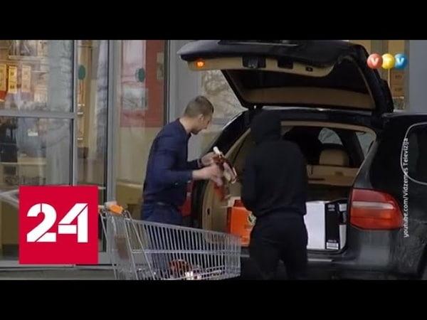 Градус противостояния повышен: Таллин и Рига ссорятся из-за водки - Россия 24