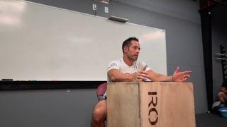 Рич Фронинг интервью - Интервальное голодание, энергетики, кофе, тестостерон   перевод CF92