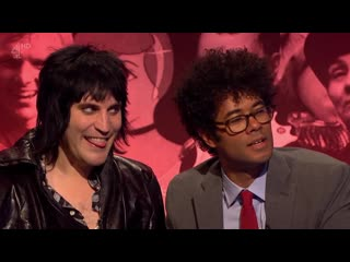 Giant devil noel fielding the big fat quiz of everything