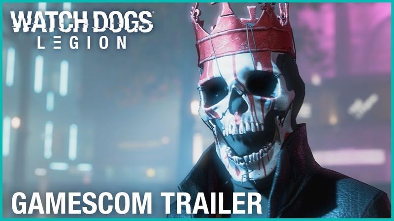 Watch Dogs: Legion: Gamescom 2019 – Play as Anyone Explained | Ubisoft [NA]