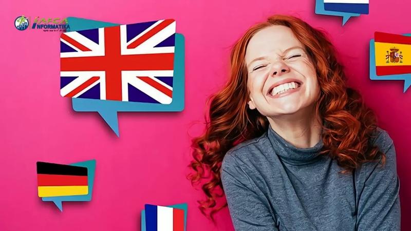 Apprenez l'anglais le français l'espagnol l'allemand l'italien le chinois le russe Nabeul