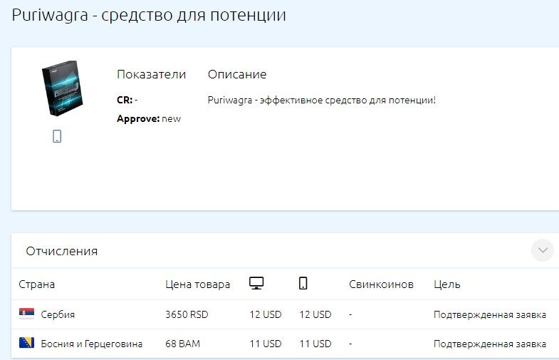 потенция на 915к с ROI 307% FaceBook