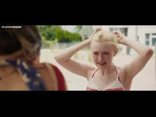 Dakota Fanning, Elizabeth Olsen Nude - Very Good Girls (2013) hd1080p Watch Online