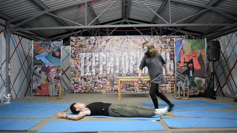ТМ | РШ Танцы со звездами 4| Радмир Галимов и Рязапова Лейсан | ЛЕТО 2019 | 6-я смена