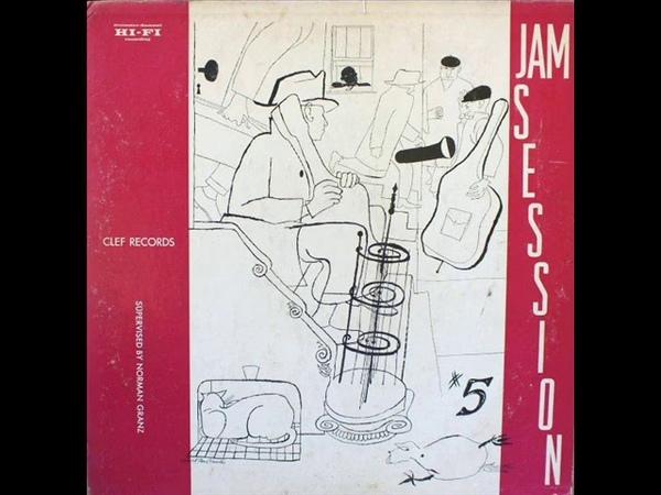 Norman Granz' Jam Session 5 Clef MGC 4005