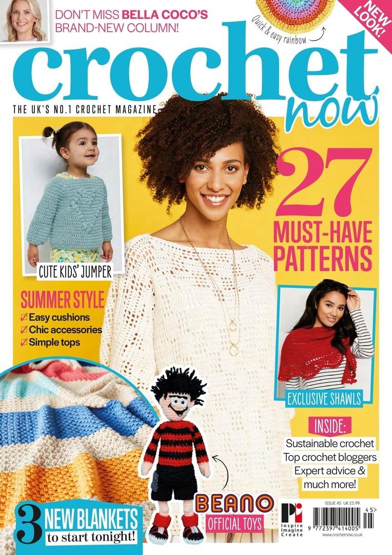 Crochet Now – August 2019
