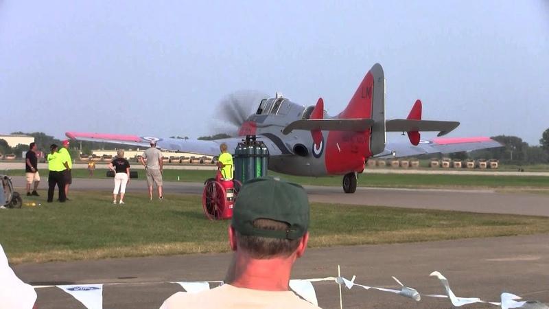 AirVenture 2014 Fairey Gannet