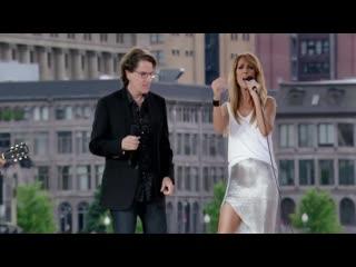 Lété Indien. Céline Dion et Francis Cabrel Encore et Encore