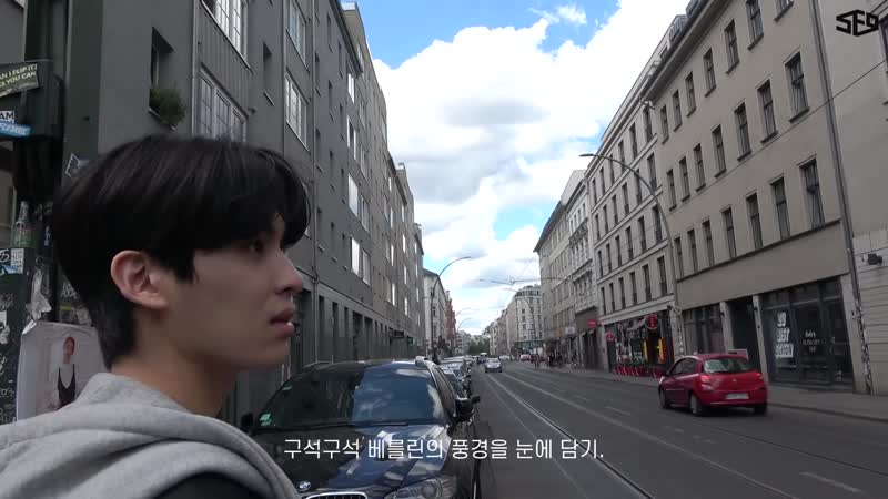 [SF9s Travelog] 2nd Day Off in Berlin