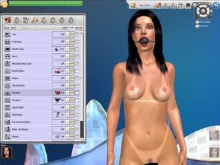 Порно игра 3d sexy villa 2.porno game.11deadface