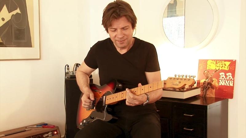 2012 Fender Custom Shop Nocaster Thinline CC Part1