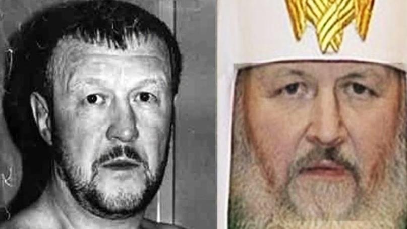 Слева Вячеслав, справа Кирилл.