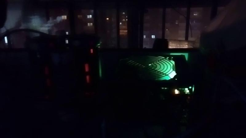 УМ на двух ГУ-50 и эквивалент антенны из лампы накаливания