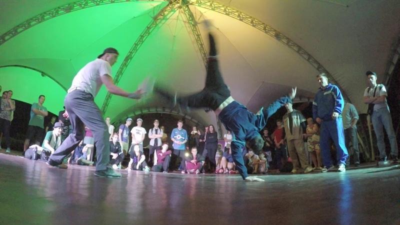 Break Brilliant Volodya vs The Vint Alek Top Jam Minsk