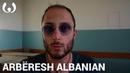 WIKITONGUES Stefano speaking Arbëresh
