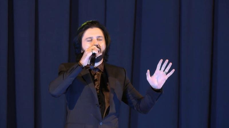 Gela Guralia - Dabrundi - Голоса Грузии Москва - 18.12.2018