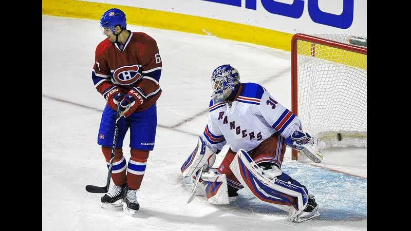 НХЛ. Регулярный чемпионат 2007/08. «Монреаль Канадиенс» - «Нью-Йорк Рейнджерс» (19.02.2008)