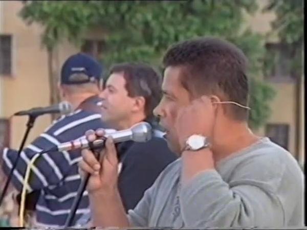 группа Любэ в Новодвинске 2000