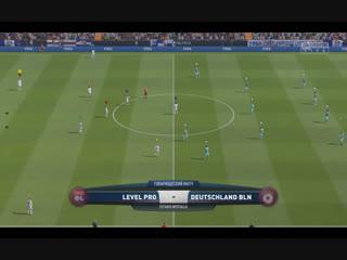 Обзор матча | national gaming league, 9 тур | level pro esports deutschland bln