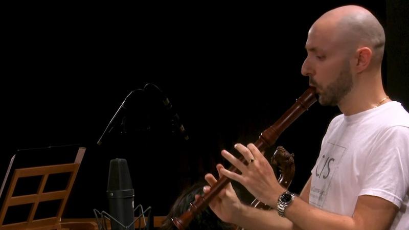Georg Friedrich Haendel Sonate pour flûte à bec et basse continue en ut Majeur op 1 n° 7 Les