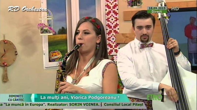 🇷🇴 Sarba Moldovenilor RD Orchestra Taraf Cover Band formatie nunta