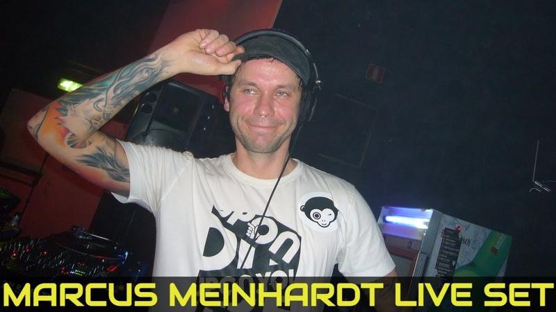 Marcus Meinhardt live dj det Moscow deep session