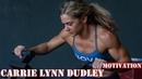 Carrie Lynn Dudley- Motivation