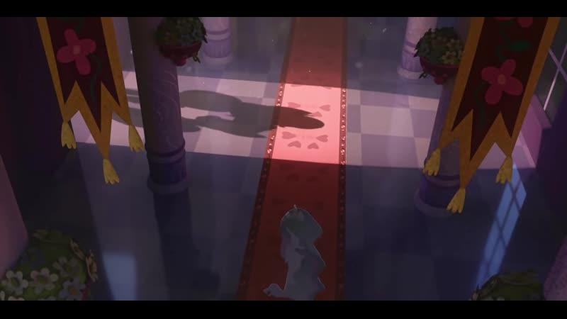 [Echoes of Equestria - Эхо из Эквестрии] Падение Сансет Шиммер: Мультфильм на Русском языке | Мой Маленький Пони: Дружба это чуд