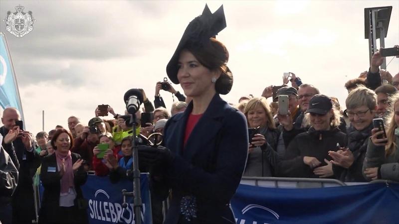 Indvielse af Kronprinsesse Marys Bro