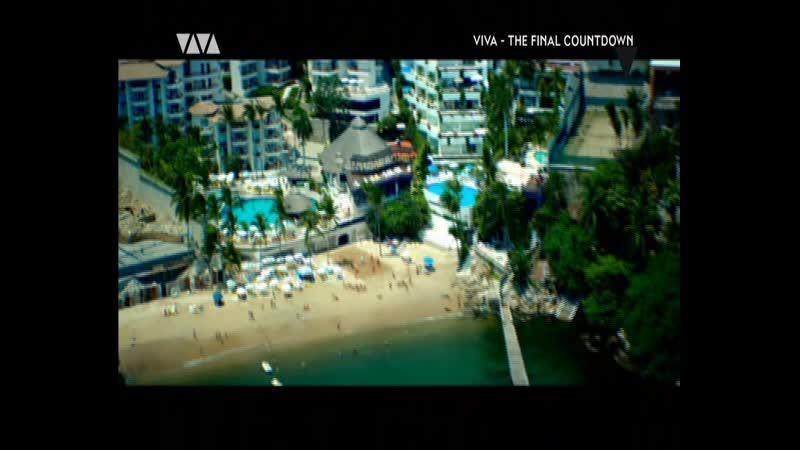 Flo Rida Whistle VIVA VIVA The Final Countdown 2012