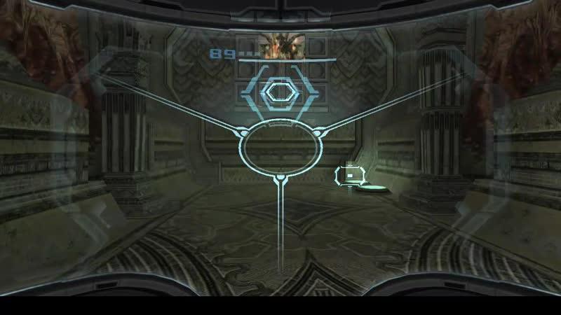 Metroid 7x19 Wii Metroid Prime 3.14 Explorando Bryyo - Buscando el mapa de la nave chocada