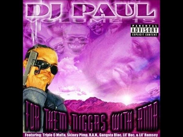 DJ Paul Volume 15 Full Tape
