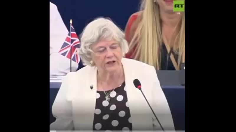 Anne Widdecombe' European Parlament.mp4