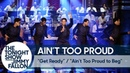 A Performance from Ain't Too Proud: Get Ready/Ain't Too Proud to Beg Medley