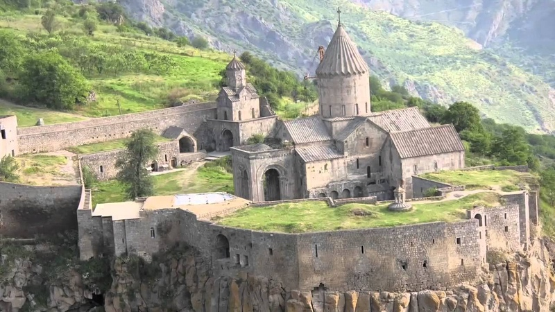 Tatev Monastery - Armenia Travel Attractions