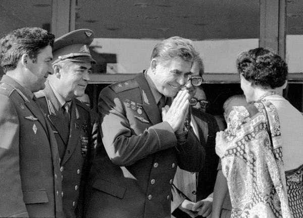 Космонавты-участники Великой Отечественной войны, изображение №17