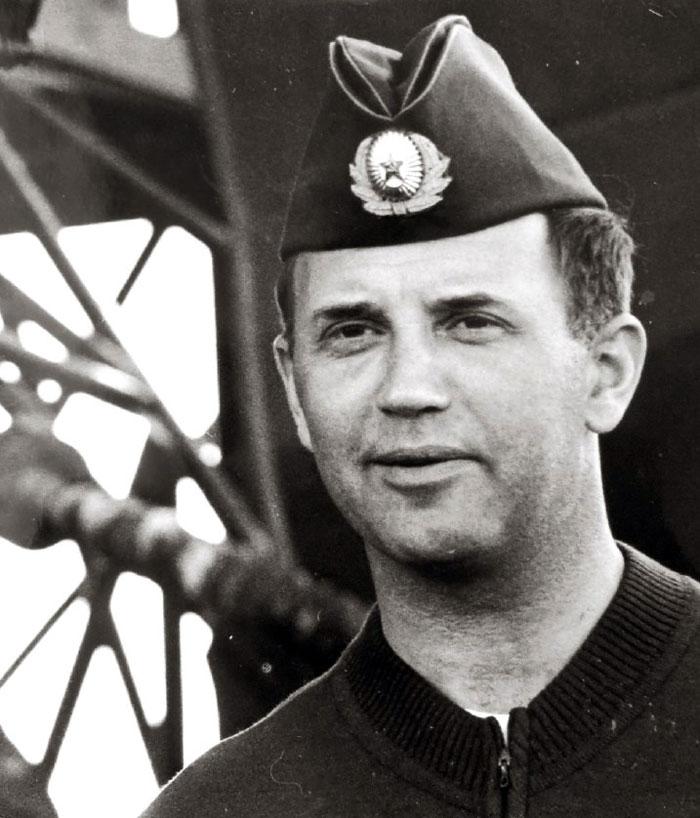 Космонавты-участники Великой Отечественной войны, изображение №23