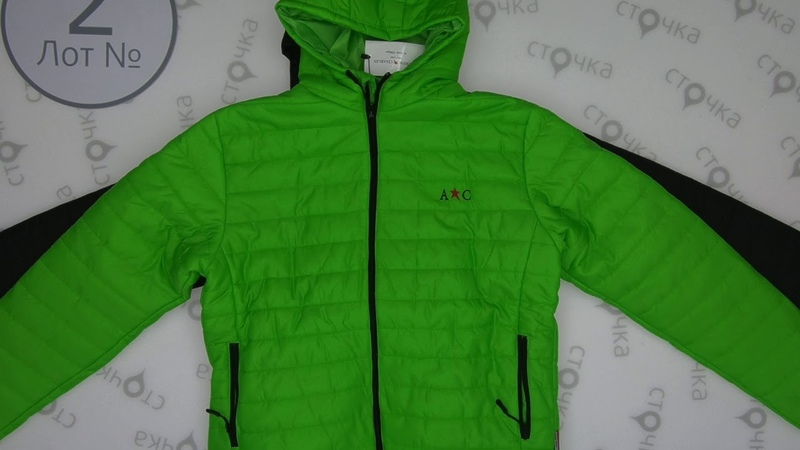ANDREW CHARLES by Andy Hilfiger MENS PUFFA AUTUMN*2 сток одежда оптом
