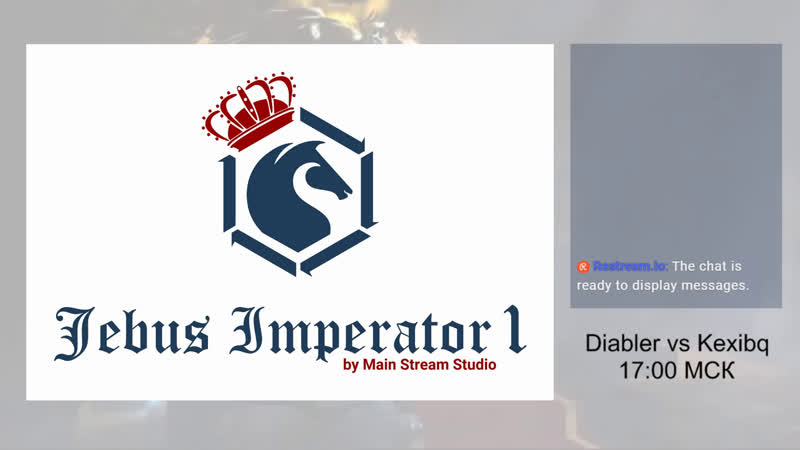 Jebus Imperator I Diabler vs Kexibq bo3 Комментируют Профайлер и КлонКлопа