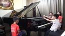 🐉李柏均🦅2019/07/15👪學習篇367🦄💎🐴🦅李斯特 帕格尼尼練習曲:小鐘 Liszt:La Campanella🎼12