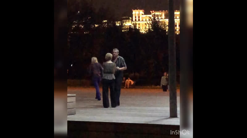 Вечерняя Москва 🕺🎷💃