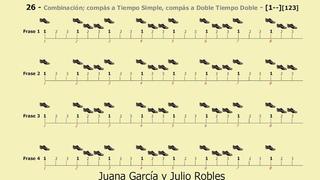 Los Ritmos del Tango - 26 comps a Tiempo Simple y otro a Doble Tiempo Doble de Vals 1--123