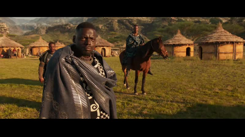 Черная Пантера 2018 Blu-Ray