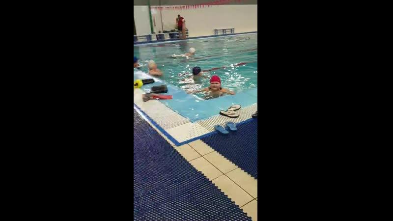 худеем в бассейне