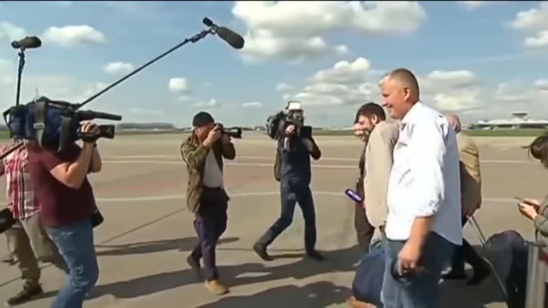Возвращение пленных и выборы в Мосгордуму произвели настоящий фурор