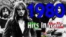 1980 - Tutti i più grandi successi musicali in Italia