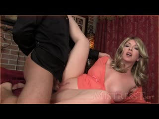 [clips4sale] mistress t - creampie after oral service