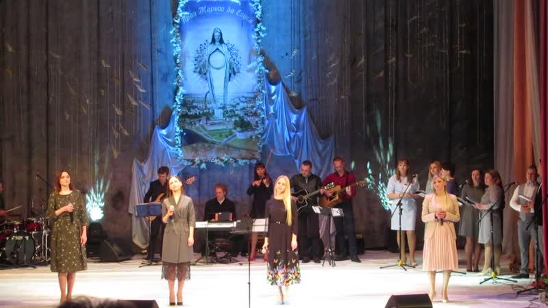 Gloriosa Trinita Blr Ціхая Пакорная
