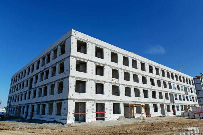 Отчет о ходе строительства апрель 2020 квартал «Среда», изображение №12