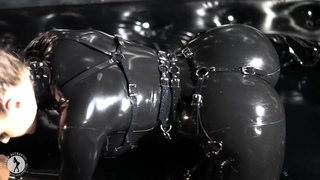 Rubber Room Carrie LaChance latex